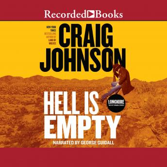 Hell is Empty 'International Edition', Craig Johnson