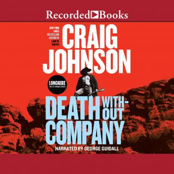 Death Without Company 'International Edition', Craig Johnson
