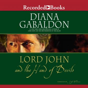 Lord John and the Hand of Devils 'International Edition', Diana Gabaldon