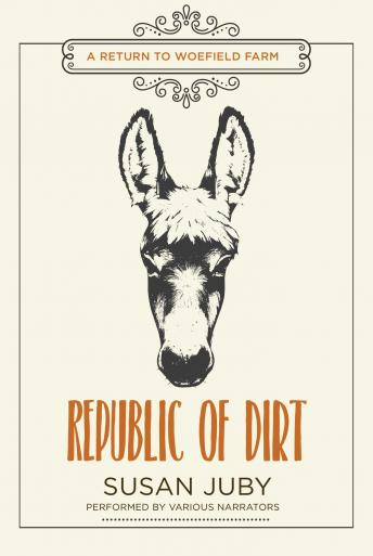 Republic of Dirt 'International Edition', Susan Juby
