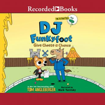 DJ Funkyfoot: Give Cheese a Chance!
