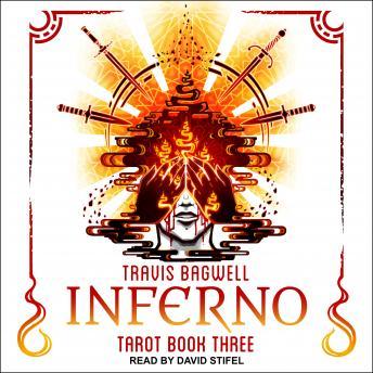 Awaken Online: Inferno: Tarot Series, Book 3