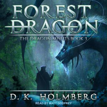 Forest Dragon, D.K. Holmberg