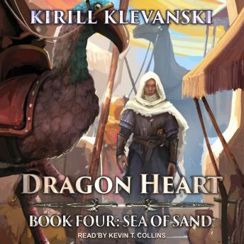 Dragon Heart: Book 4: Sea of Sand