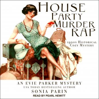 House Party Murder Rap: 1920s Historical Cozy Mystery