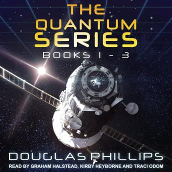 The Quantum Series: Books 1 - 3