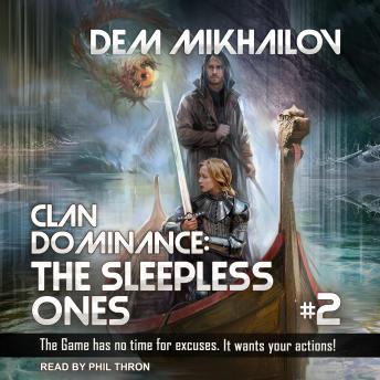 Clan Dominance: The Sleepless Ones #2