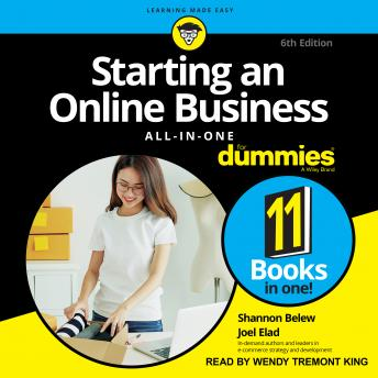 Starting an Online Business All-in-One For Dummies: 6th Edition