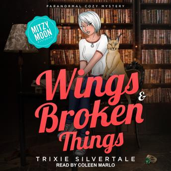 Wings & Broken Things: Paranormal Cozy Mystery