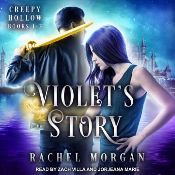 Download Violet's Story: Creepy Hollow Books 1-3 by Rachel Morgan