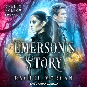 Emerson's Story: Creep Hollow Books 7-9