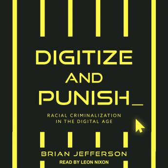 Digitize and Punish: Racial Criminalization in the Digital Age