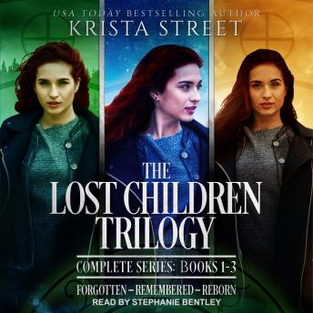Download Lost Children Trilogy: Complete Series, Books 1-3 by Krista Street