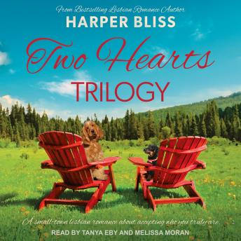 Download Two Hearts Trilogy by Harper Bliss