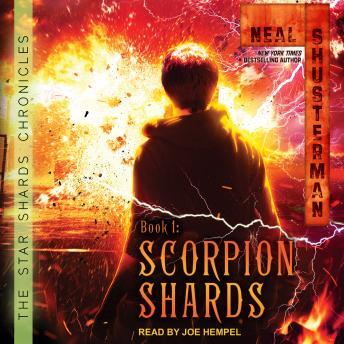 Scorpion Shards details