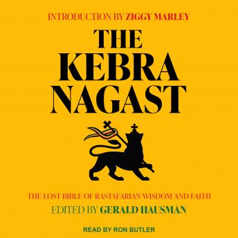 Kebra Nagast: The Lost Bible of Rastafarian Wisdom and Faith, Audio book by Tba
