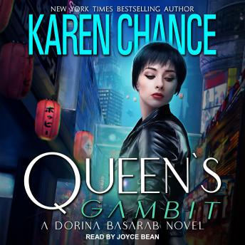 Queen's Gambit, Karen Chance