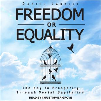 Freedom or Equality: The Key to Prosperity Through Social Capitalism, Daniel Lacalle