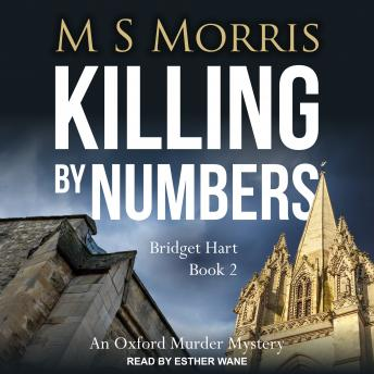 Killing by Numbers: An Oxford Murder Mystery