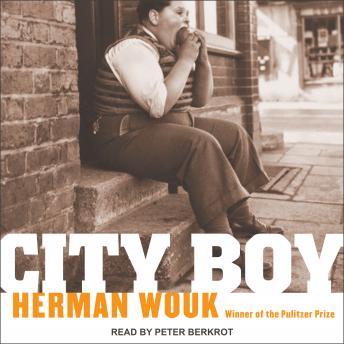 City Boy: The Adventures of Herbie Bookbinder