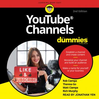 YouTube Channels For Dummies: 2nd Edition
