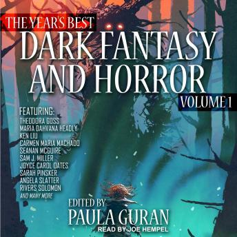 Year's Best Dark Fantasy & Horror: Volume 1 details