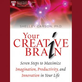 Your Creative Brain: Seven Steps to Maximize Imagination, Productivity, and Innovation in Your Life details