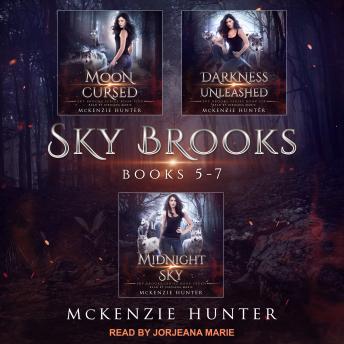 Sky Brooks: Books 5-7 Box Set