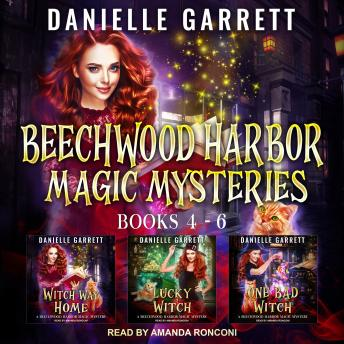 The Beechwood Harbor Magic Mysteries Boxed Set: Books 4-6