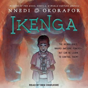 Ikenga details