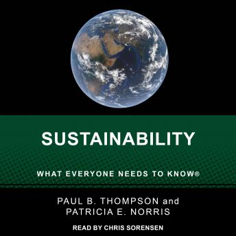 Sustainability: What Everyone Needs to Know