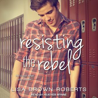 Resisting the Rebel, Audio book by Lisa Brown Roberts