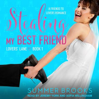 Stealing My Best Friend: A Friends to Lovers Romance