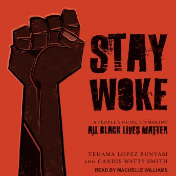 Stay Woke: A People's Guide to Making All Black Lives Matter details
