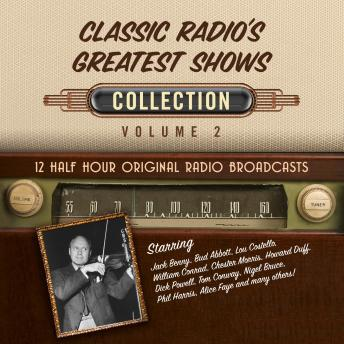 Download Classic Radio's Greatest Shows, Collection 2 by Black Eye Entertainment