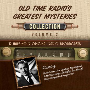 Old Time Radio's Greatest Mysteries, Collection 2
