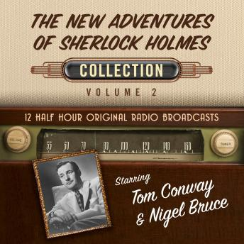 Download New Adventures of Sherlock Holmes, Collection 2 by Black Eye Entertainment