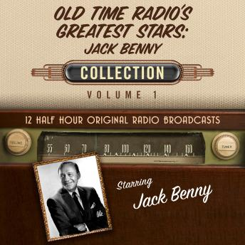 Download Old Time Radio's Greatest Stars: Jack Benny Collection 1 by Black Eye Entertainment