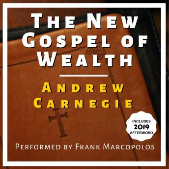 New Gospel of Wealth: With 2019 Afterword sample.