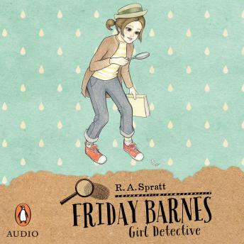 Friday Barnes 1: Girl Detective