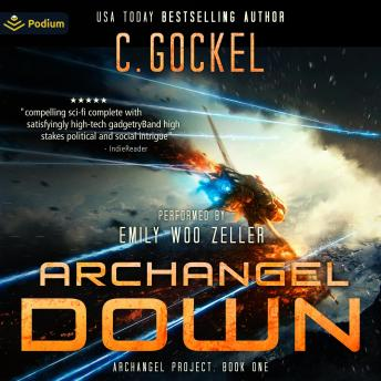 Archangel Down: Archangel Project, Book 1