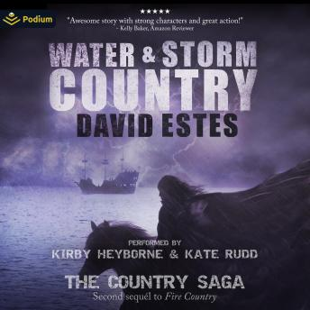 Water & Storm Country: The Country Saga, Book 3