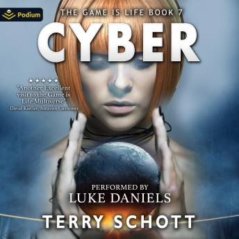 Cyber: The Game Is Life, Book 7