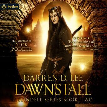 Dawn's Fall: Telindell, Book 2