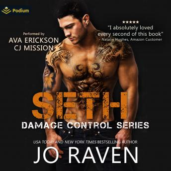 Seth: Damage Control, Book 3