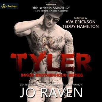 Tyler: Inked Brotherhood, Book 2
