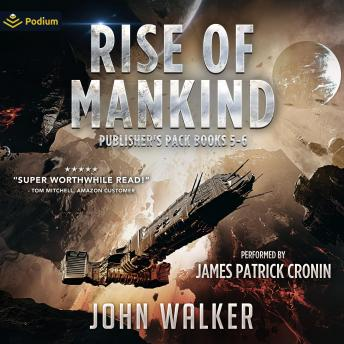 Rise of Mankind: Publisher's Pack 3 sample.