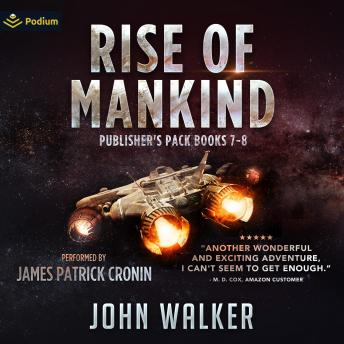 Rise of Mankind: Publisher's Pack 4