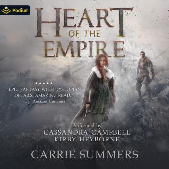 Heart of the Empire: The Broken Lands, Book 1, Carrie Summers
