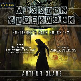 Download Mission Clockwork: Publisher's Pack: Mission Clockwork, Books 1-2 by Arthur Slade